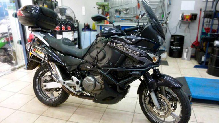 Honda XL1000v