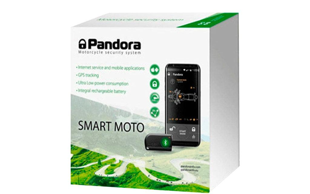 Pandora smart moto orfanosmoto