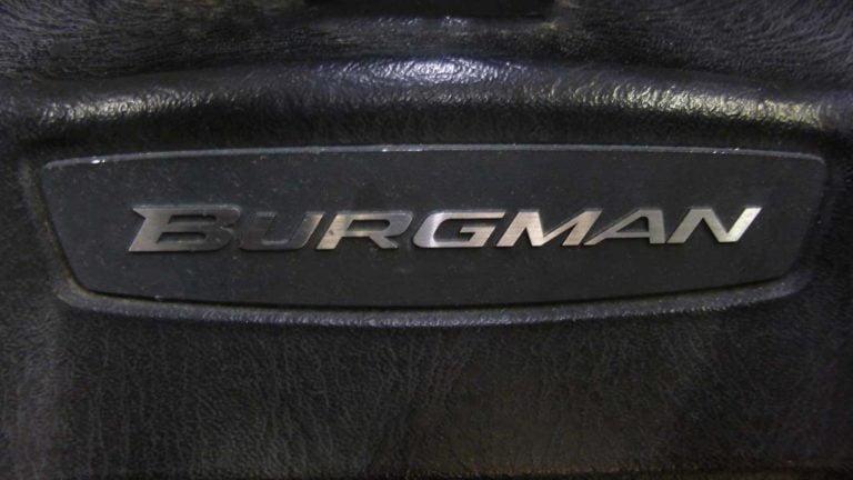 Βurgman 400