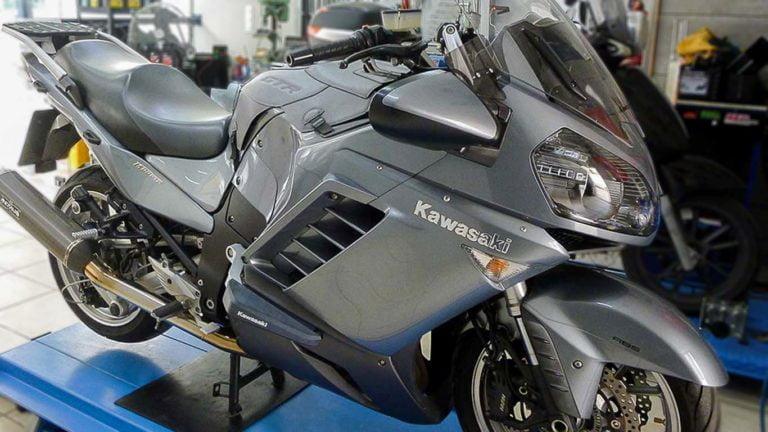 συνεργειο μοτοσυκλετων kawasaki
