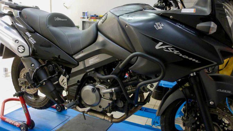 Suzuki V STROM 650
