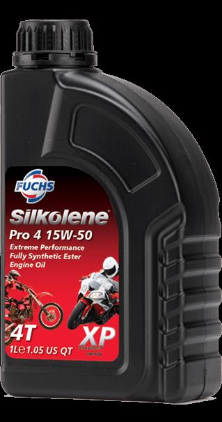 Fuchs Silkolene Pro 4