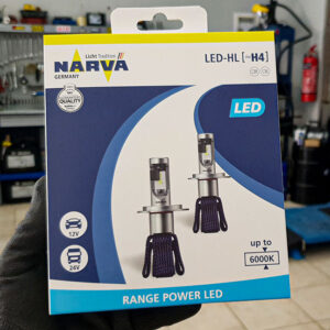 Narva Led Moto H4 Range Power Led