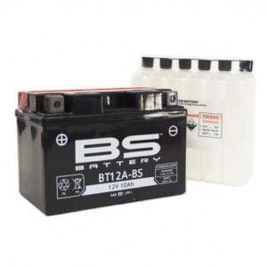 Μπαταριά μοτοσυκλέτας BT12A-BS