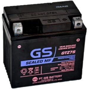 Μπαταρια  GS GTZ7S