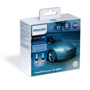 PHILIPS LED H3 Ultinon Essential