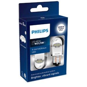 PHILIPS LED W21/5W 6000K Xtreme Ultinon