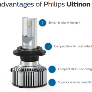 PHILIPS LED H1 Ultinon Essential