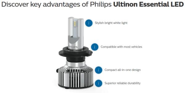 philips Ultinon Essential LED