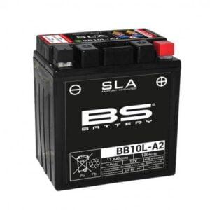 Μπαταριά μοτοσυκλέτας BS BB10L-A2