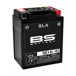 Μπαταριά μοτοσυκλέτας BS BB14L-B2